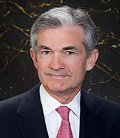 Photo of Governor Jerome H. Powell