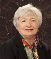 Janet Yellen, Fed Vice Chair