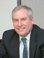 Photo of Eric S. Rosengren