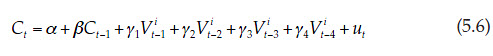Image of Equation 5.6. The equation is described in the proceeding paragraph.